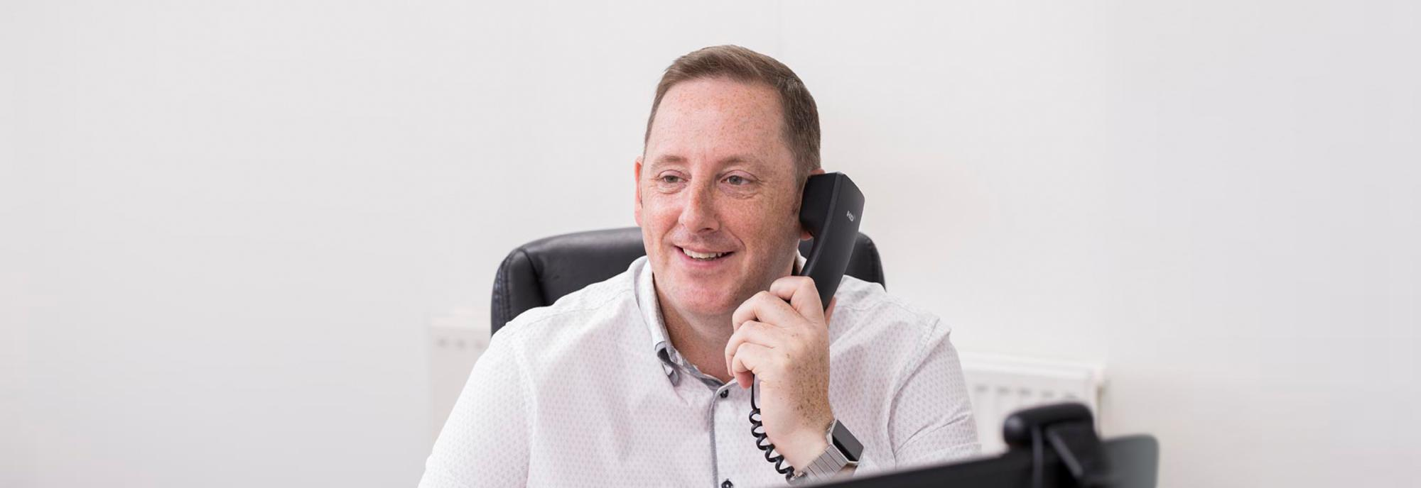Alan Hickson, Operations Director