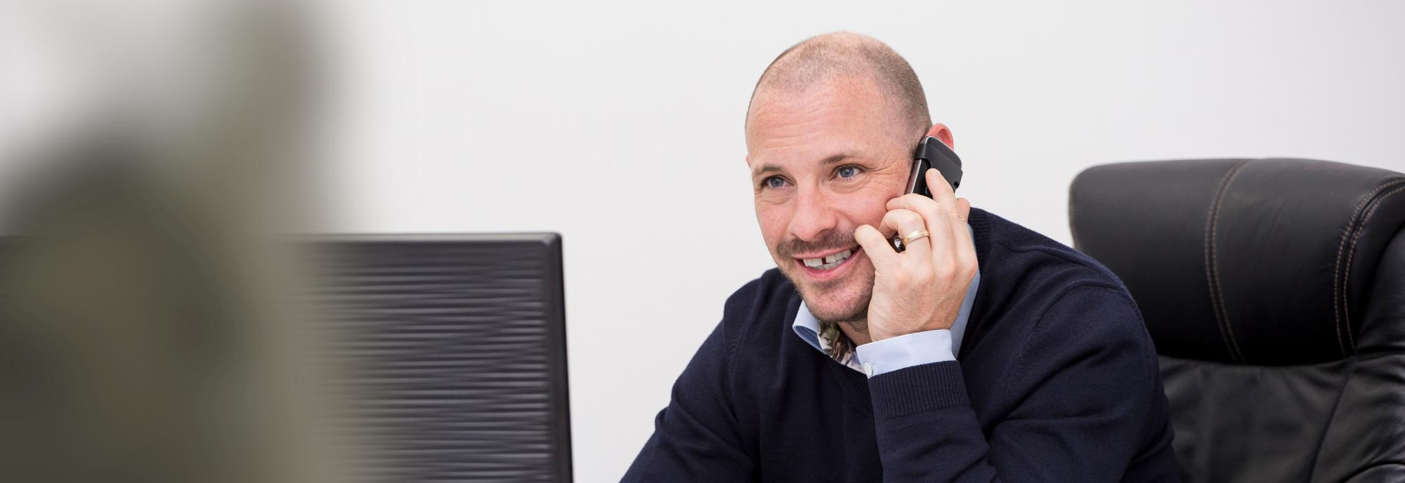Stuart Fannon, Managing Director