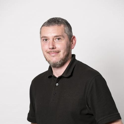 Mark Coffey, IT Support Consultant